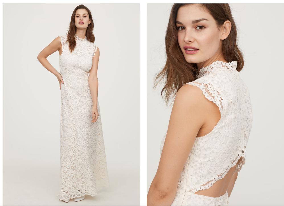 Low cost y mucho estilo. Vestidos de novia para todos los presupuestos