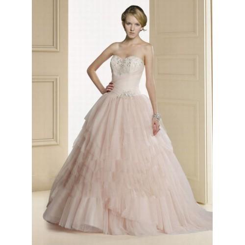 vestidos boda novia rosa – vestidos de fiesta