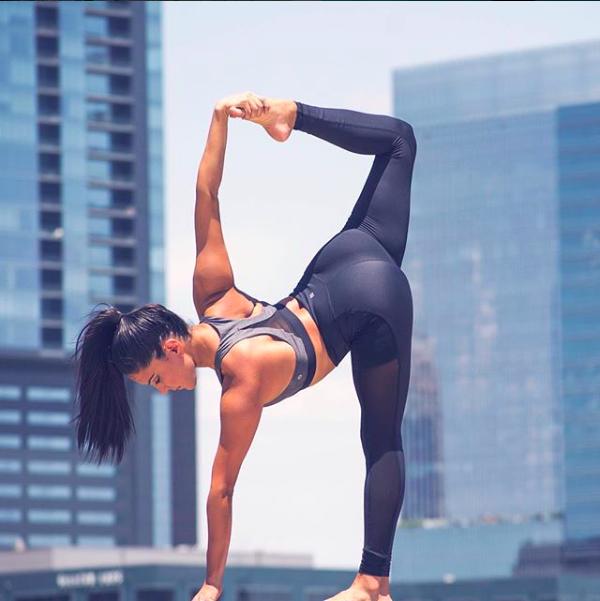 Yoga para principiantes en ocho consejos