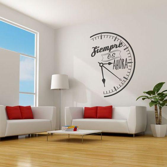 Vinilos para muebles y paredes el attelier magazine Vinilos decorativos oficina