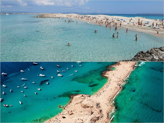 top 10 playas espana