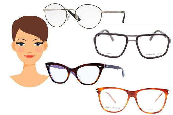 Los tipos de gafas que mejor te sentar n seg n tu rostro for Tipos cara