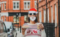 atracones navideños