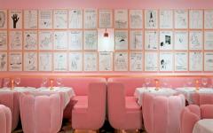 Espacio rosa cuarzo