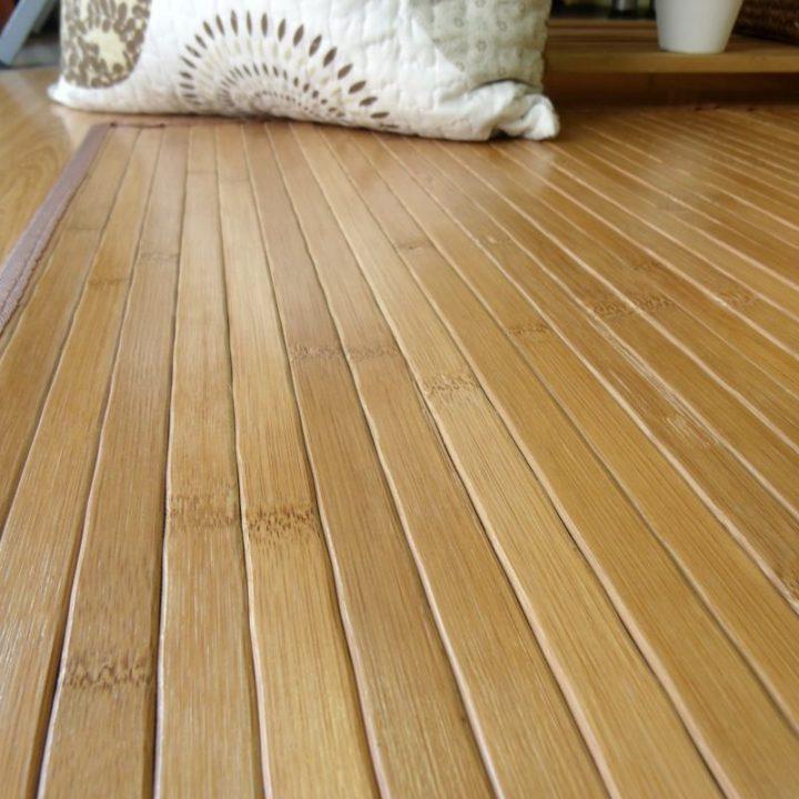 5 tips para conseguir un dormitorio veraniego el attelier magazine - Alfombra de bambu ...