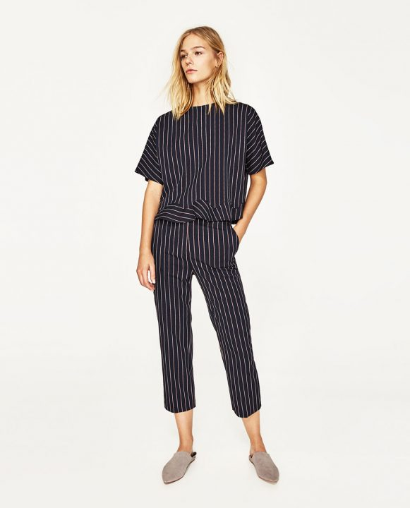 Conjunto de pantal n y camisa for Pantalones asiaticos