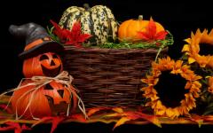Cena de halloween