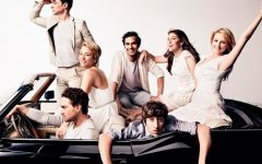 estilismo en The Big Bang Theory