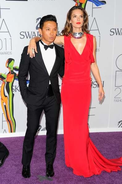 Prabal_Gurung_2011_CFDA_Fashion_Awards_Arrivals