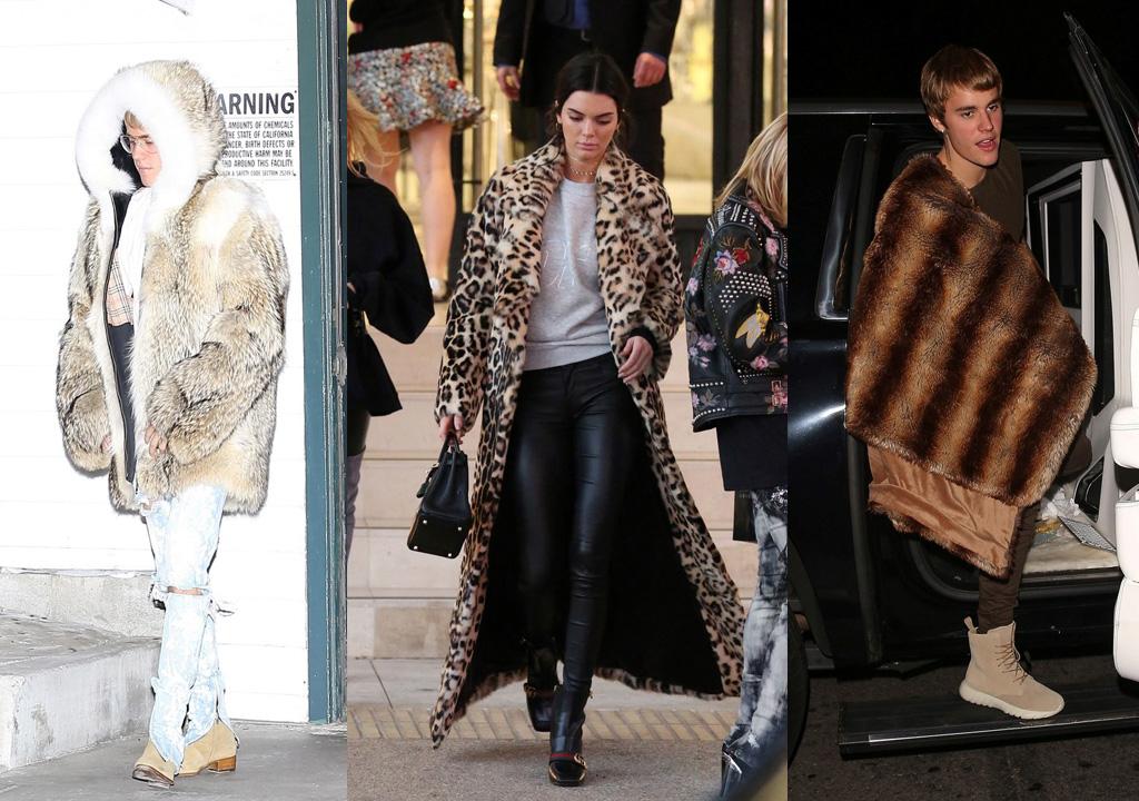 Tips de estilismo Cómo llevar un abrigo de pelo a71612bbd587