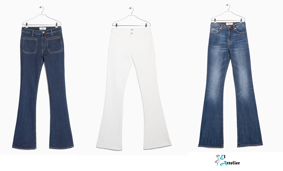 pantalon campana 5