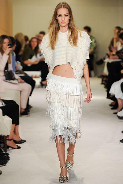 Sonia-Rykiel-falda-top-flecos