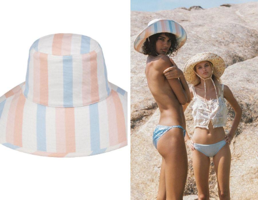 Sombrero cubo