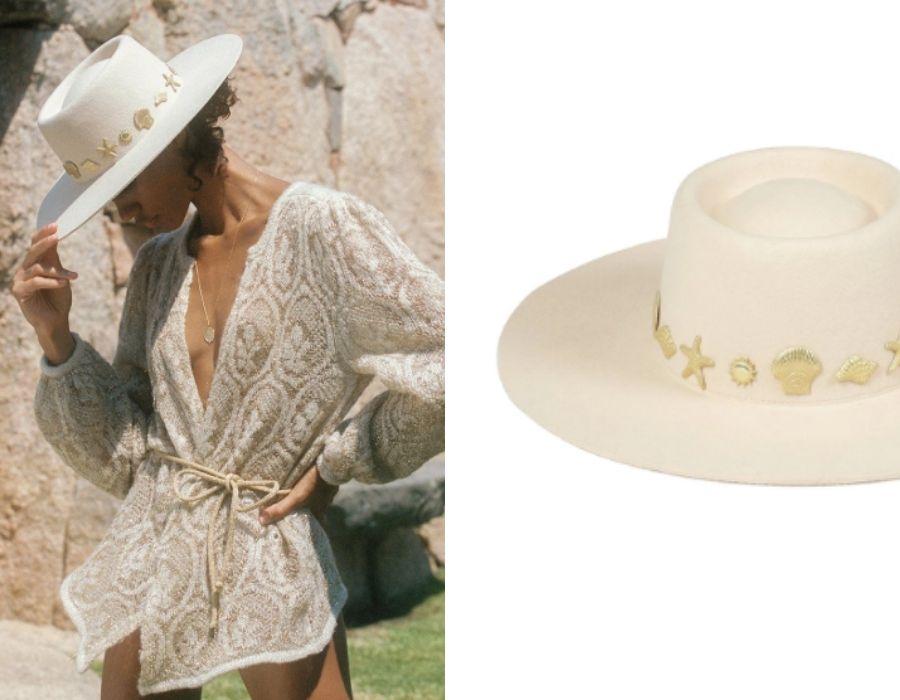 Sombrero para el verano