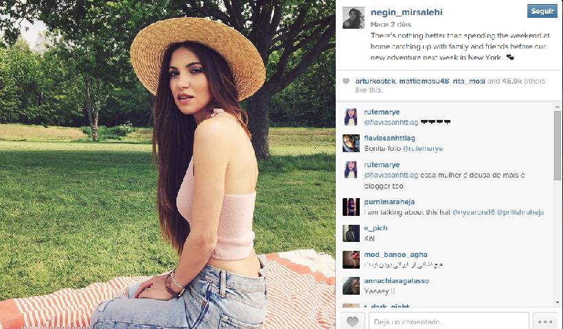 negin-instagram