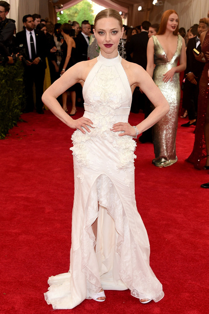 Amanda Seyfried de Givenchy