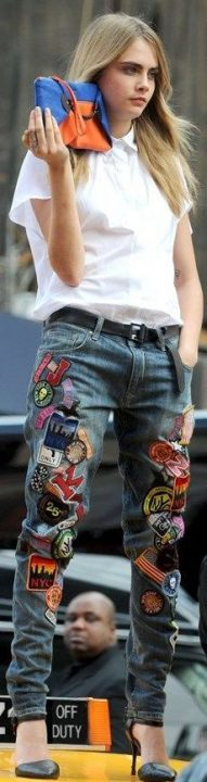 El Attelier Magazine_ funny jeans_ parches_patched jeans_6
