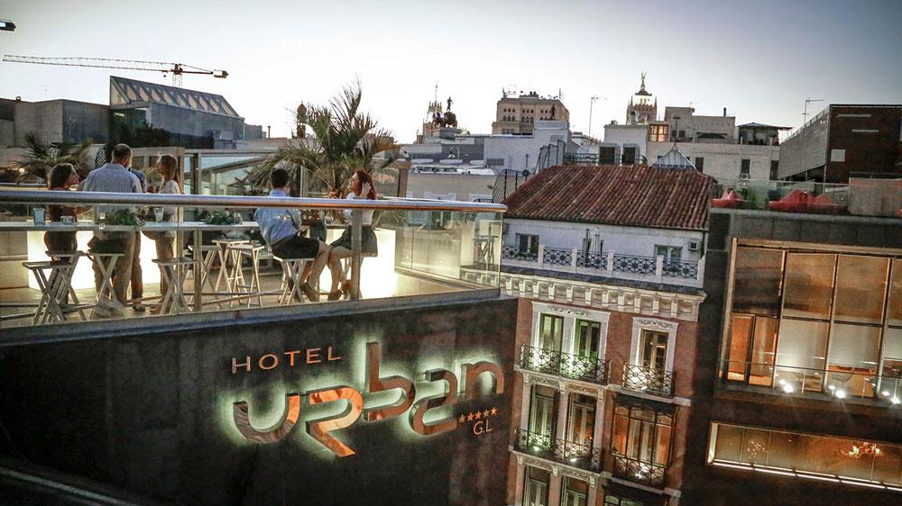 De Madrid al cielo pasando por las mejores azoteas