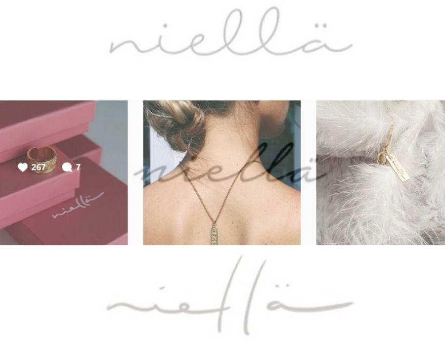Niella, marca española de joyas