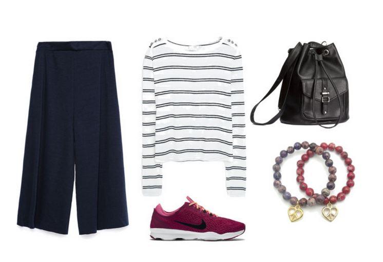 El_Attelier Pantalon Culotte 1