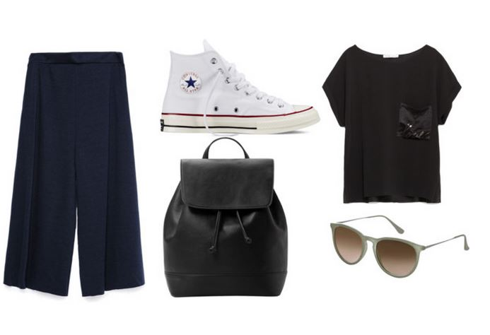 El_Attelier Pantalon Culotte 4