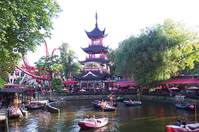 Pagoda-in-Tivoli-Gardens