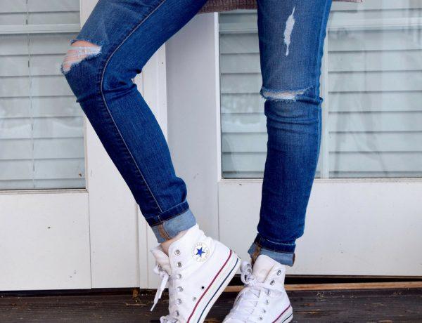 corte de jeans
