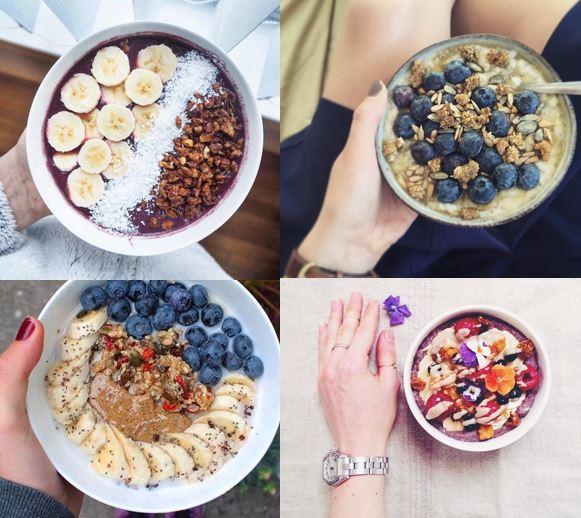 El Attelier_porrigde_avena_desayuno saludable_Instagram_bloggers