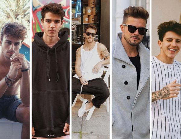 instagram bloggers masculinos