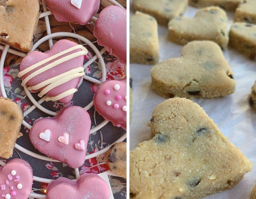 Bombones de cookie