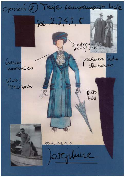 nadie quiere la noche_nominacion goya_Clara Bilbao_mejor diseño de vestuario_entrevista_el attelier magazine2