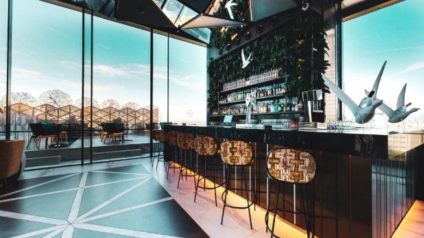 Terraza Gynkgo Sky Bar