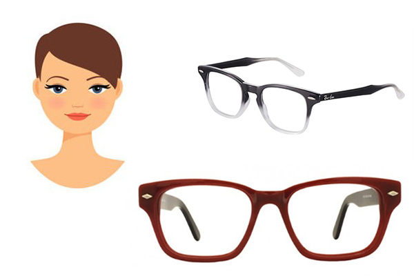 Los Tipos De Gafas Que Mejor Te Sentaran Segun Tu Rostro