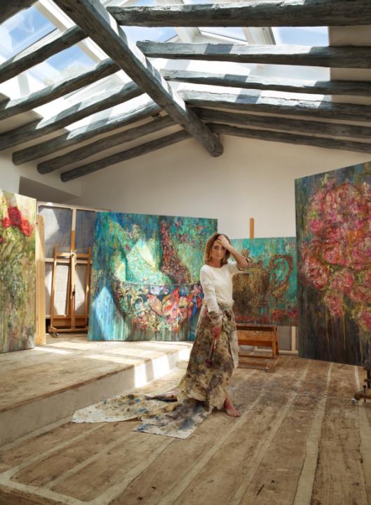 Pepa Poch, retratos y obras - Sisco Soler