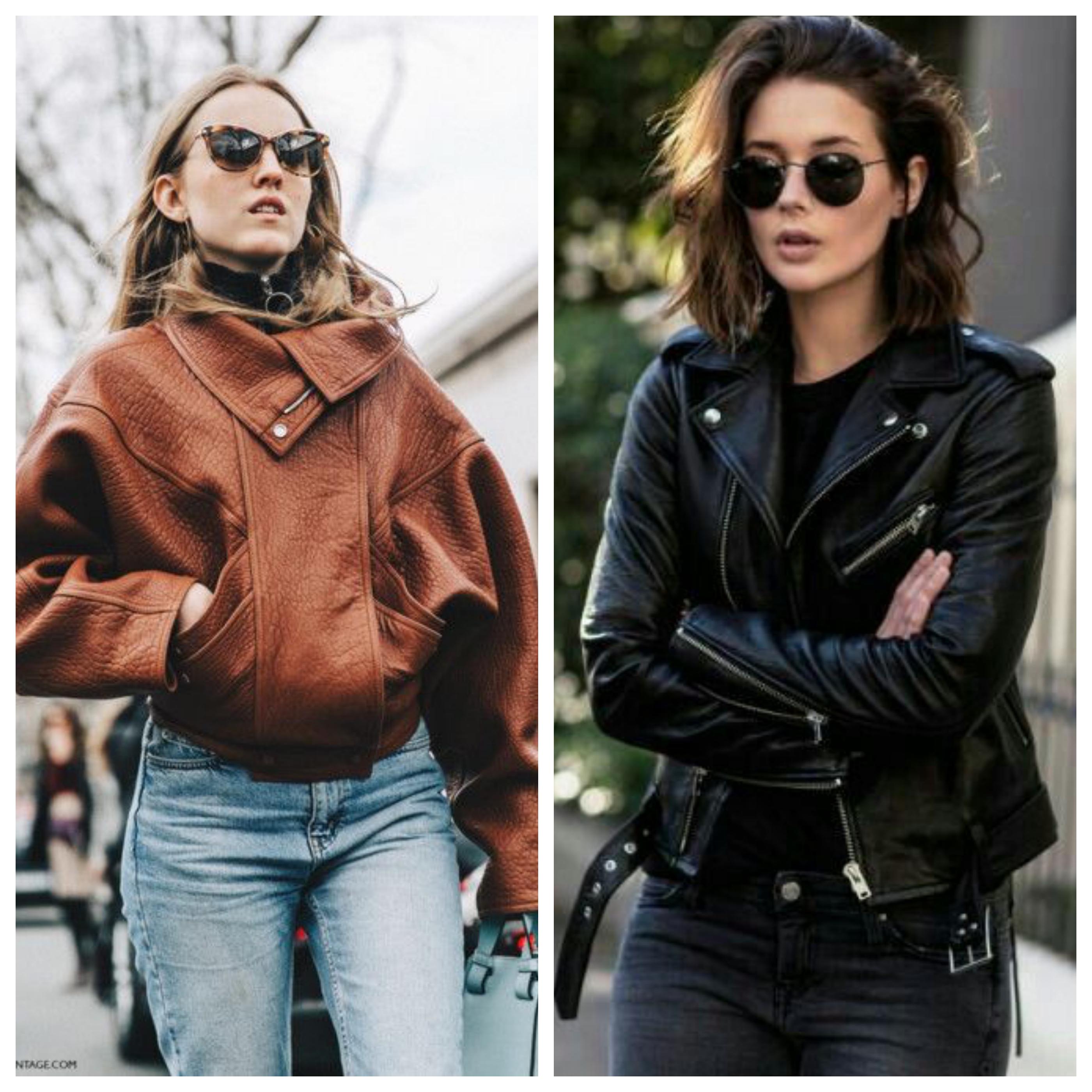 Guia de estilo: La chaqueta de cuero