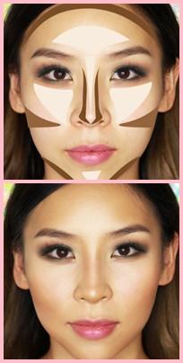 el-attelier-maquillaje-invierno-contouring
