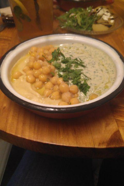 La Hummuseria: La casa del hummus