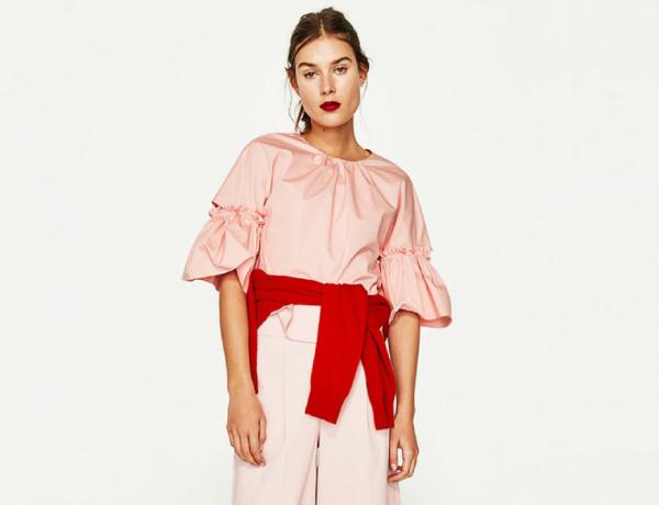 tendencia rosa y rojo