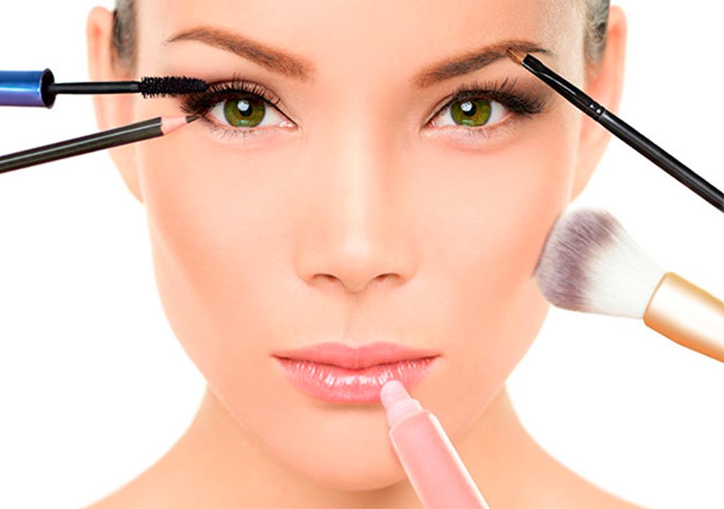 Maquillaje beauty minimal