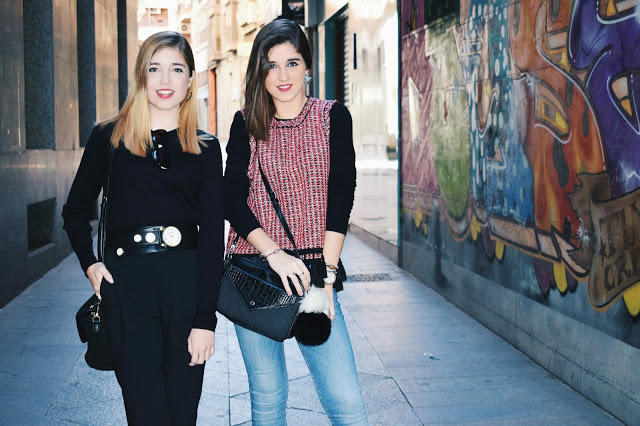 BLOGGER'S CORNER: las hermanas Marta y Olga Vivo