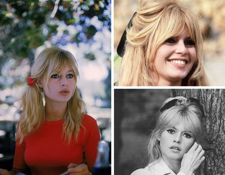 El lazo era la insignia de la belleza de Brigitte Bardot |Foto: Pinterest.