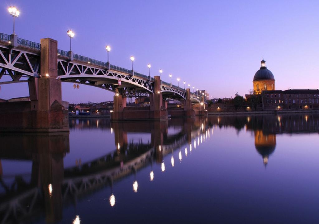 Toulouse francia europa escapadas de fin de semana