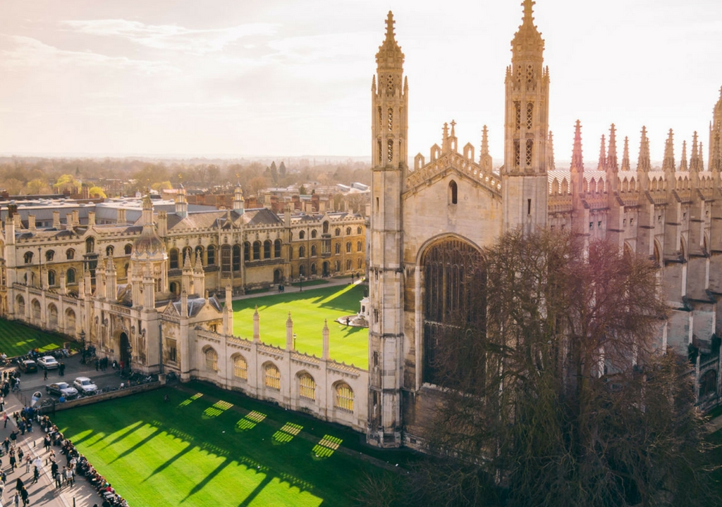 cambridge europa escapadas de fin de semana