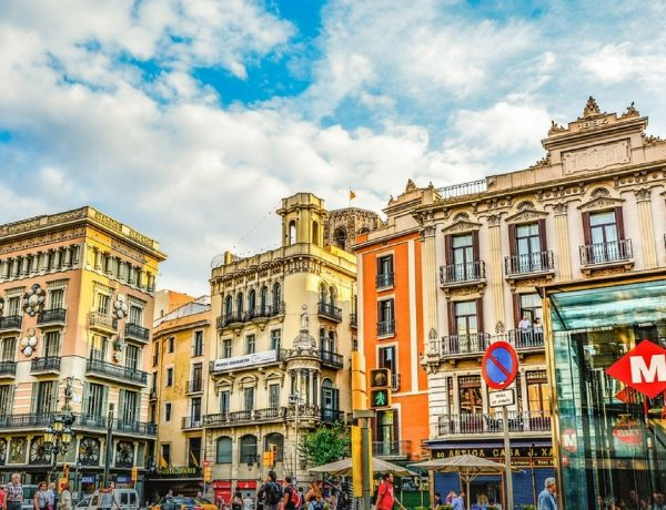 6 MUST SEE BARCELONA