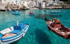 Mediterráneo desde las alturas