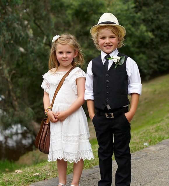 Que vestidos usar para una boda de noche