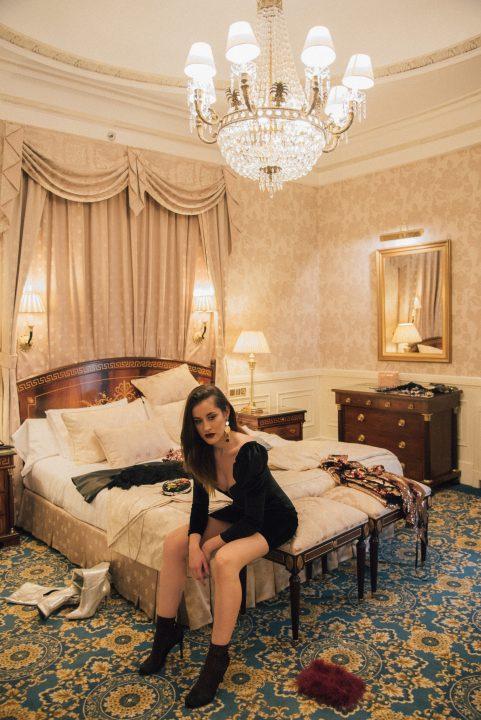 Editorial de moda: Una fiesta en el armario