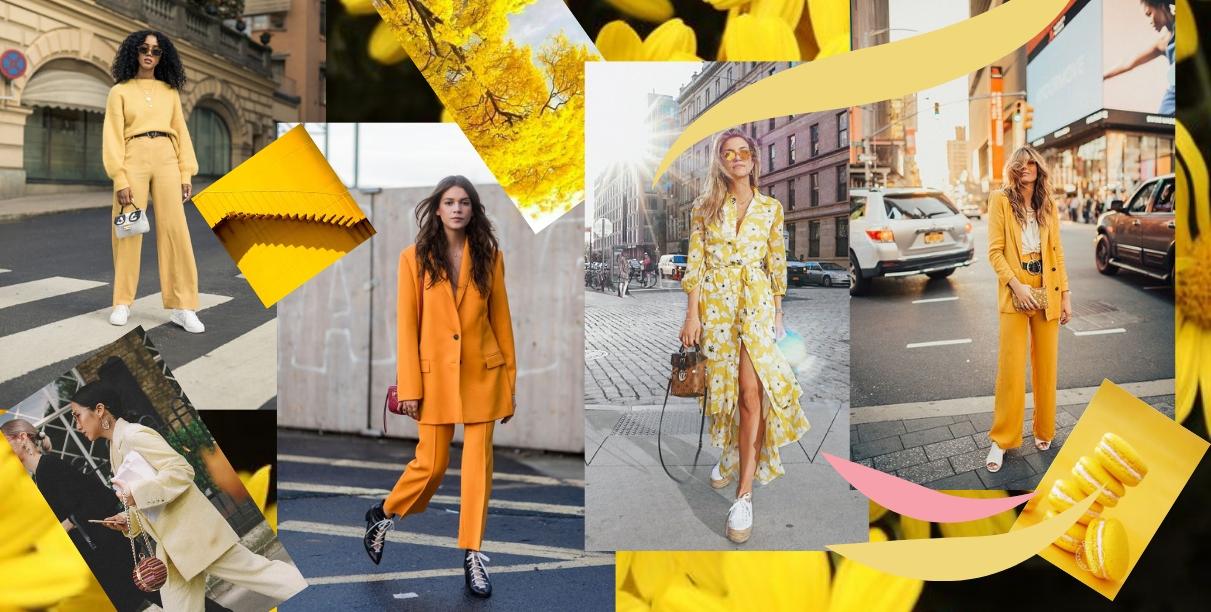 Trend Alert: Así son los colores de la primavera 2019