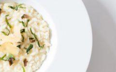 Recetas sanas risotto