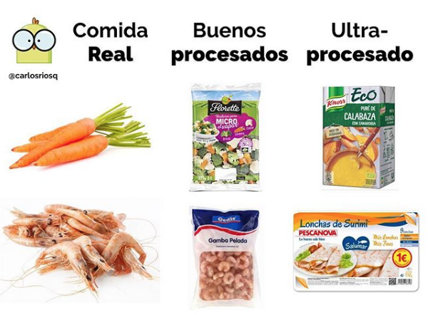 realfood ultraprocesados